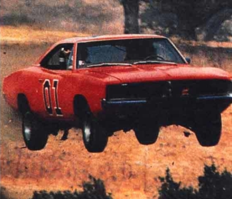 Did The General Lee Teach Ken Block How To Drive