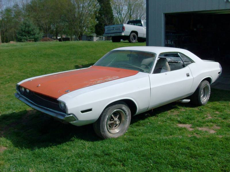 eBay Project of the Day – 1970 Challenger | TheMuscleCarPlace.com