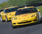 bondurant_corvette_yellow