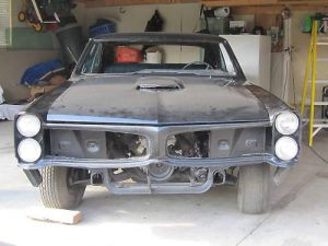 eBay Pick of the Week – 1966 GTO Project | TheMuscleCarPlace com