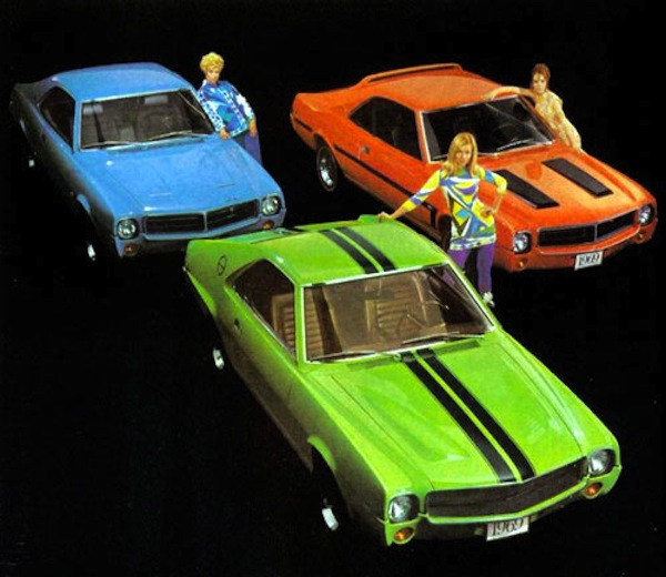 The Outrageous Muscle Car Years Bellbottoms Pistol Grip Shifters