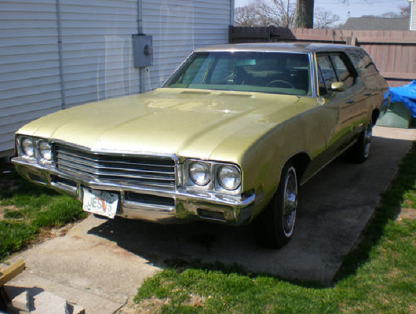 Ebay Pick Of The Week Buick Gs Wagon Project