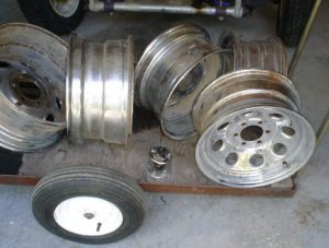 Poor listing of wheels