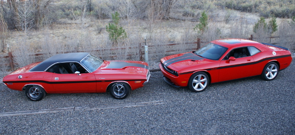 The Twins, Old and New Challengers