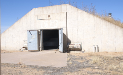 Pueblo Chemical Depot Igloo