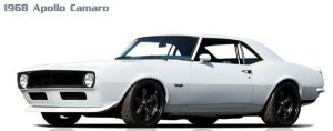 1968 Apollo Camaro by Pratt and Miller