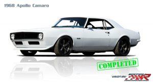 1968 Apollo Camaro Pratt and MIller Restorations
