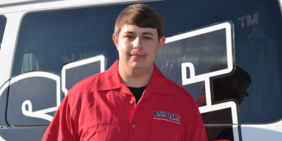 Tyler Staley of Carlisle Events