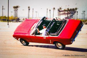 Skiing a Mustang - Bobby Ore