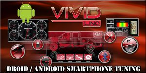 VIVID LINQ Smart Phone Bluetooth tuning app