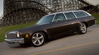 1974 Chevelle station wagon by Holley
