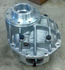 Rear end Yukon Gear and Axle