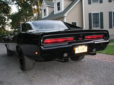 Paul Tchinnis Charger Rear End TMCP classifieds