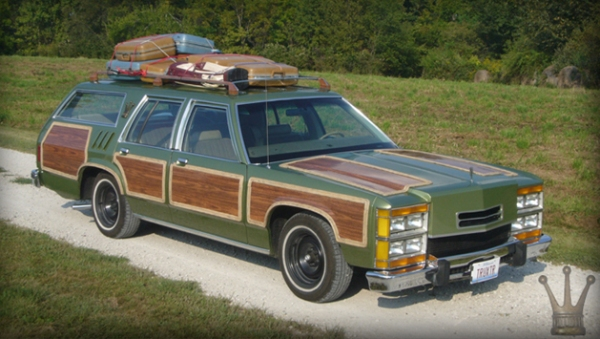 How To Build The Family Truckster From Vacation Really