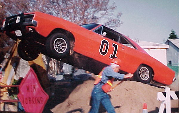 General Lee 04 doing what it did best.