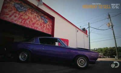 Highway to Sell 1966 Barracuda reveal