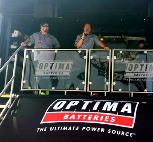 OUSCI Drivers Meeting with Dennis Pittsenbarger and Jimi Day