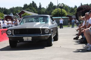 1968 Mustang rebuild