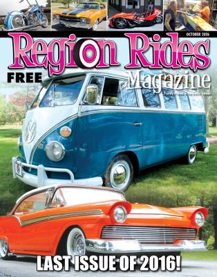 October 2016 Region Rides Magazine