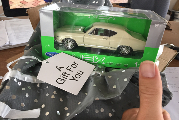 Kevin Flood Chevelle gift