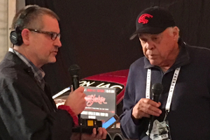 Don Prudhomme at Barrett Jackson