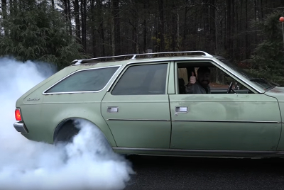 Green Hornet Burnout