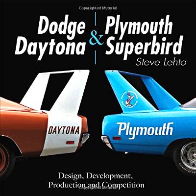 Dodge Daytona & Plymouth Superbird book