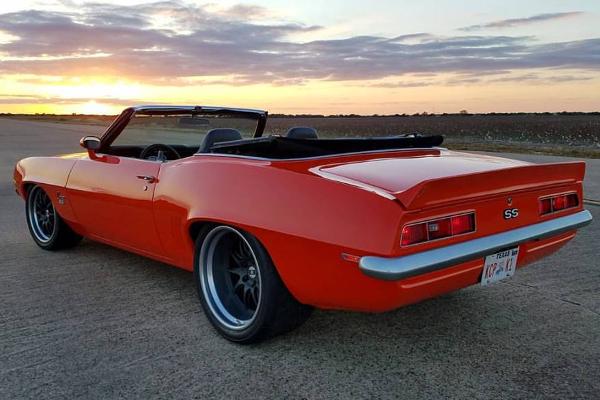 Overt '69 Camaro