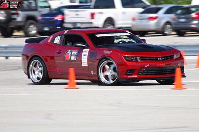 "Hang Time Racing Camaro ""Bama"""
