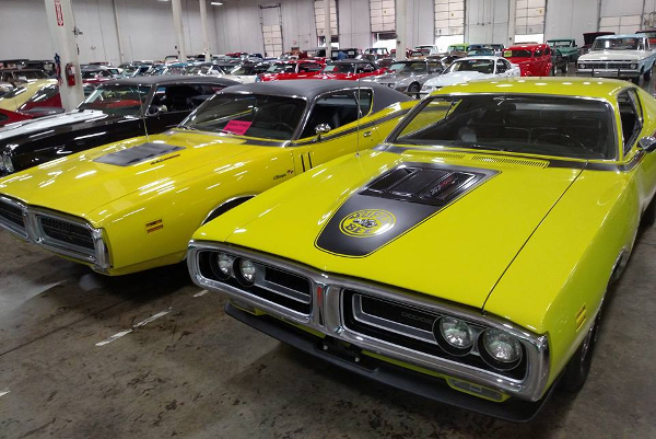 TMCP Mike Fadel On How Streetside Classics Sells With No - Streetside classic car show
