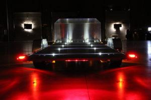 25th Anniversary Aluma Trailer, with LED lighting